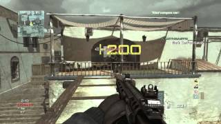 MW3 - Multi-Kill C4 9 Kills - Infected - Seatown