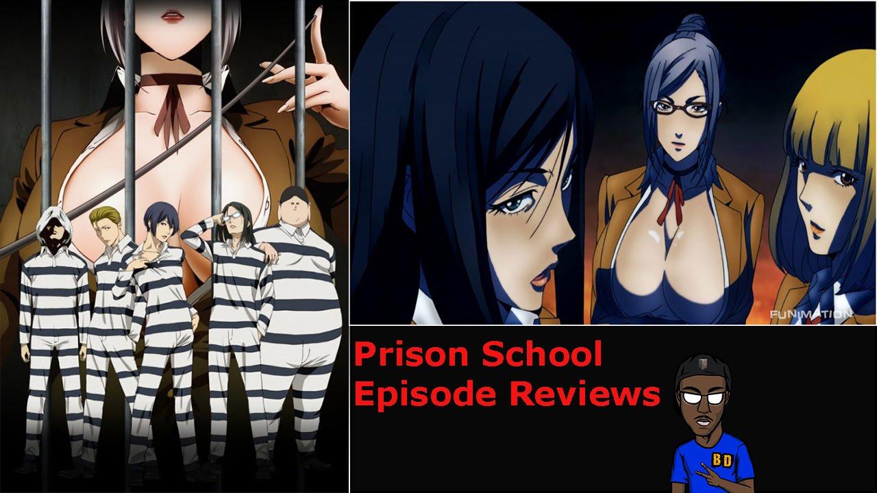 Prison school english dub uncensored