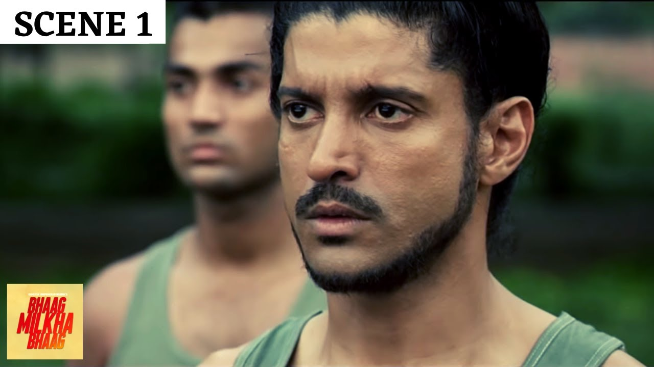 Download Bhaag Milkha Bhaag | Scene 1 | भाग मिल्खा भाग | Farhan Akhtar | Sonam Kapoor | Best Scenes
