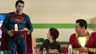 Shazam Superman Trailer - Justice League Crossover Breakdown