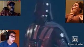 Streamers React to Star Wars Jedi Fallen Order DARTH VADER PART II