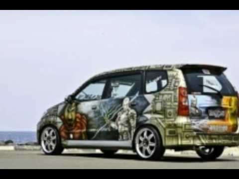 Top 10 The best Car Modification Toyota Avanza In Japan 2017