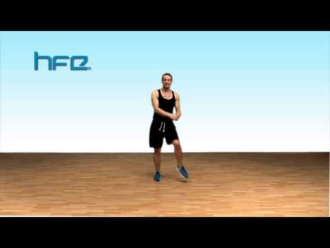 Level 2 Exercise to Music Instructor Course - Main Aerobic Curve   HFE