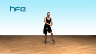 Level 2 Exercise to Music Instructor Course - Main Aerobic Curve | HFE