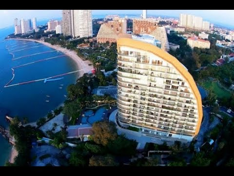 Luxury penthouse apartment  for sale in Pattaya The Cove (THE BEST)