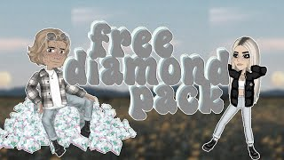 How To Get Diamond Pack For Free On MSP!