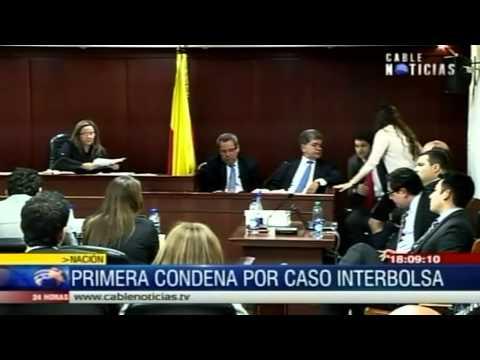 Emiten Primera Condena En Contra De Agente Comercial Del Grupo Interbolsa