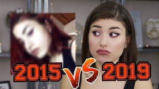 ESKİ MAKYAJIMI TEKRAR YAPIYORUM! | 2015 vs 2019