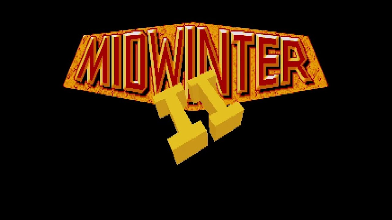 Midwinter II Flames of Freedom - Intro/Opening (Roland MT-32) PC MS-DOS  Game, 1992