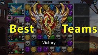 Gems of War: Best Teams V.3.2.5