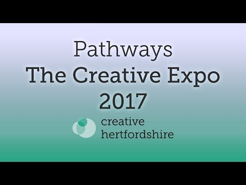 Pathways Interview Panel - The Creative Expo 2017