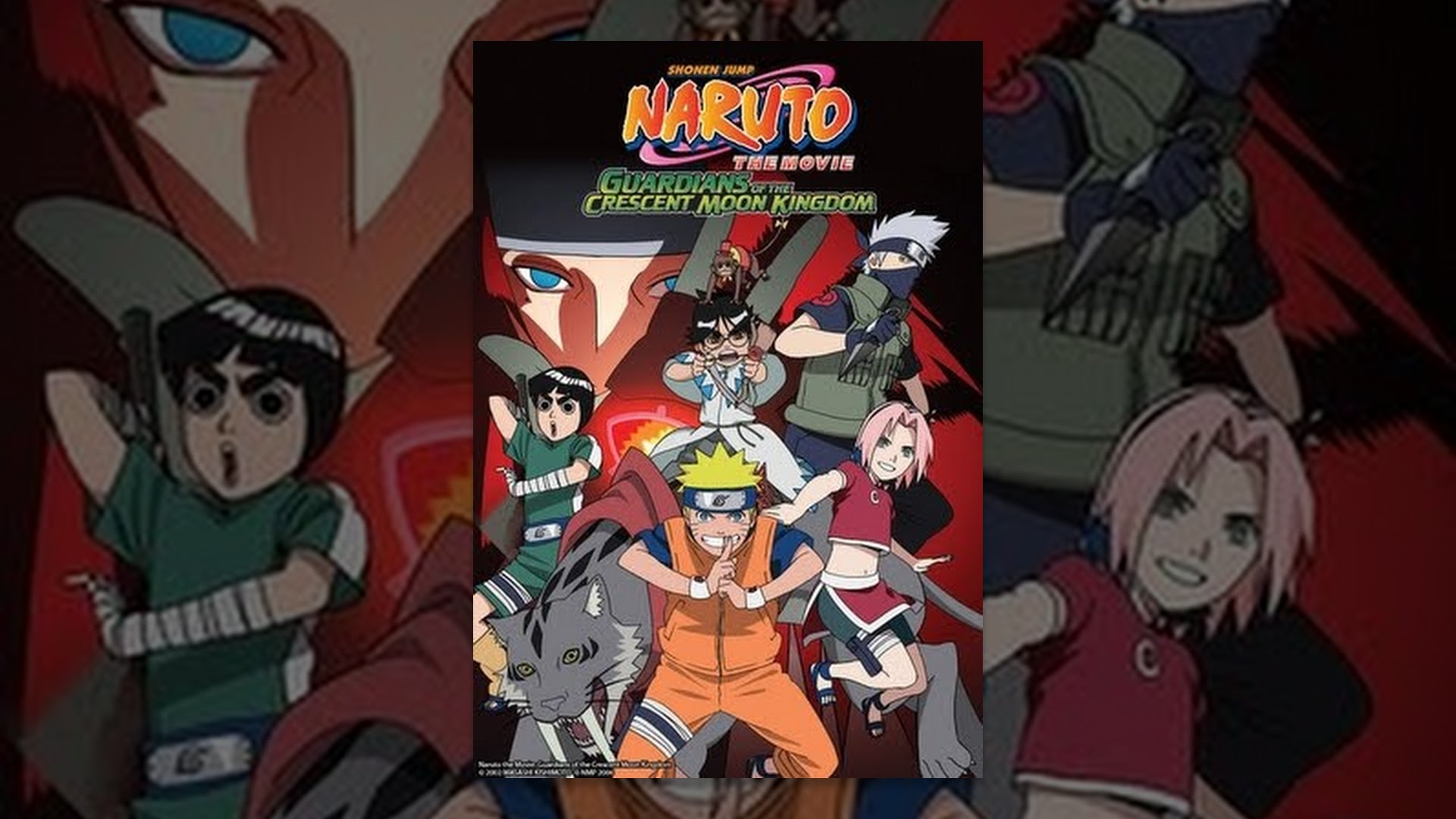 Naruto: The Movie – Guardians of the Crescent Moon Kingdom