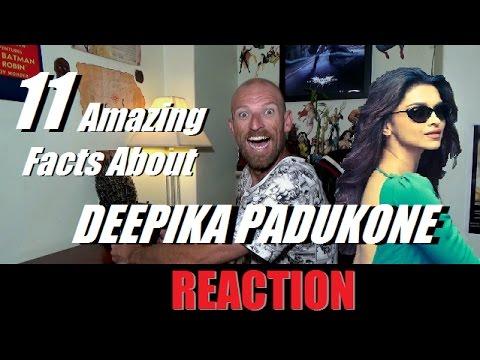 Deepika Padukone - 11 Amazing Facts - FTD Facts - Reaction