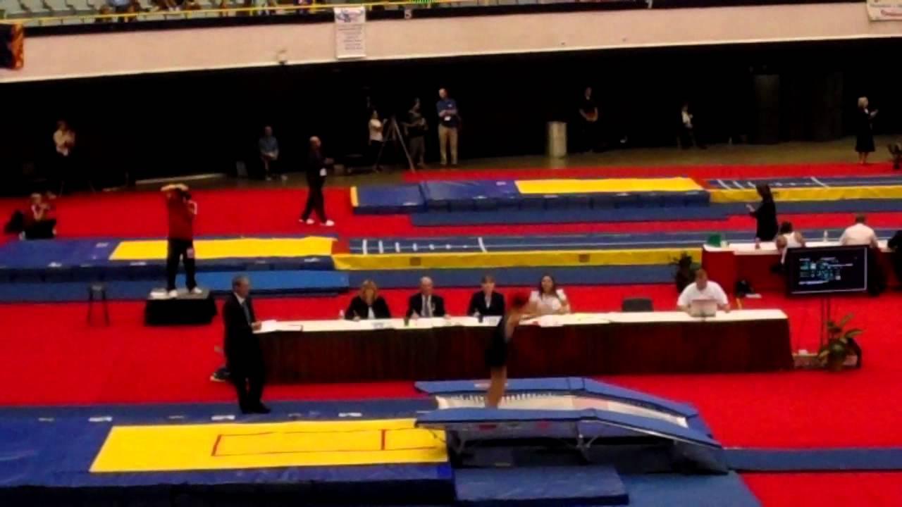USAG Junior Olympic National Championships - KJ - Double ...