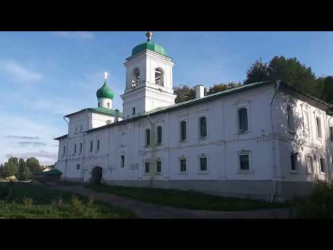My tour to Russia. My trip to Pskov city