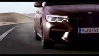 2018 BMW M5 first look and sound