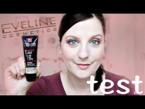 Podklad ART SCENIC 3w1 Eveline Cosmetics TEST