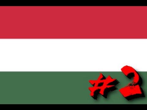 Hearts Of Iron IV TimeLapse. Hungary #2