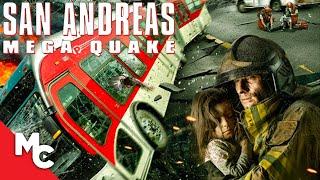 San Andreas Mega Quake | Full Action Disaster Movie
