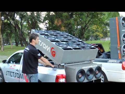 Saveiro Drap chK2 CarAudio - Som Automotivo Brasil Vídeos De Viagens