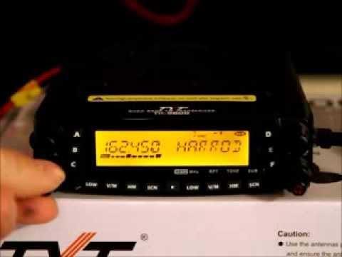 TYT TH-9800 in More Detail by K4TEC Martyn of www.radio-mart.net