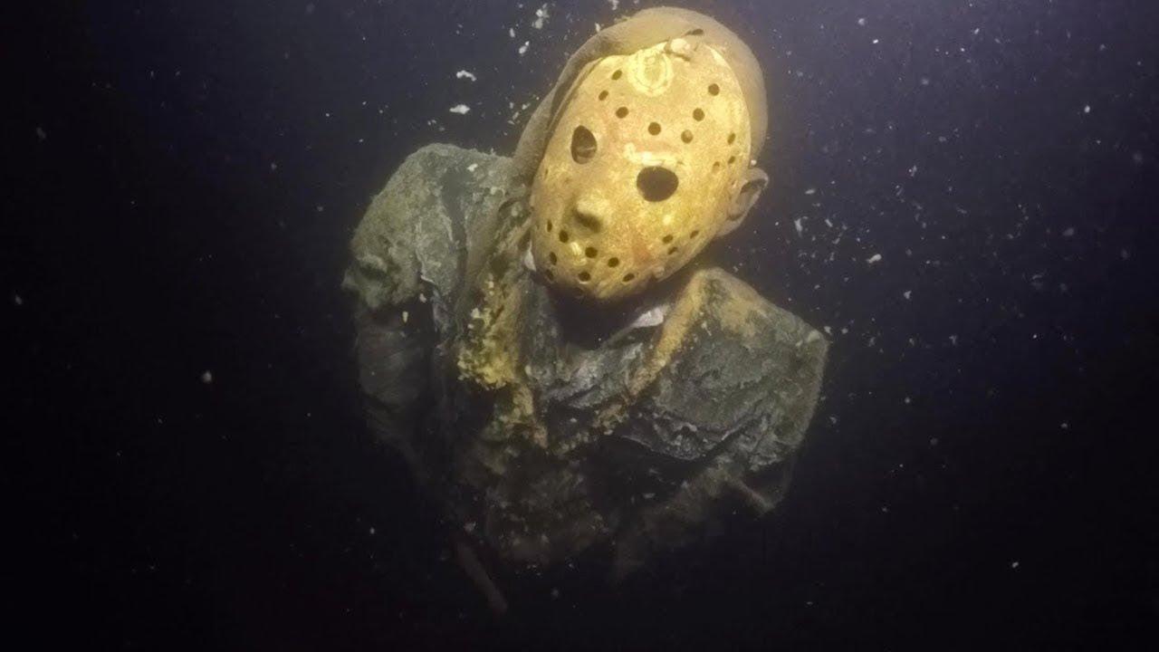 ماذا اكتشف الغواصون من أشياء غريبة في أعماق البحار و المحيطات !