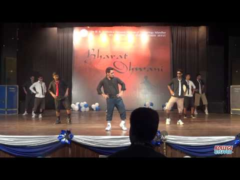 still dance( govinda style)  on bharat dhwani