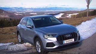 Minimale Ausstattung und trotzdem luxuriös? | Audi Q3 2019 | der Test