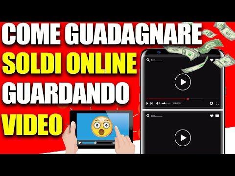 Come Guadagnare Online Guardando Video! SOLDI ONLINE 2020