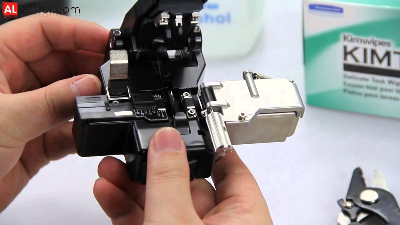 New Fujikura CT-06A CT-06 Fiber Optic Cleaver Cut Cutting Tools