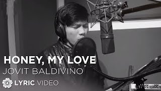 Download JOVIT BALDIVINO - Honey, My Love (So Sweet) [Recording Session] MP3 song and Music Video