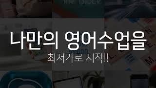 화상영어 스카이프로 수업하는 학원들 추천