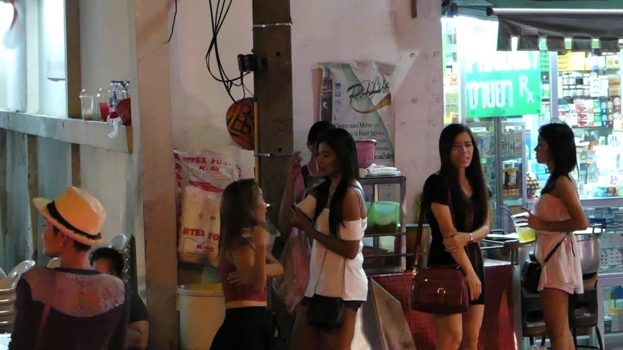 Bangkok freelance ladies roaming soi 11 5