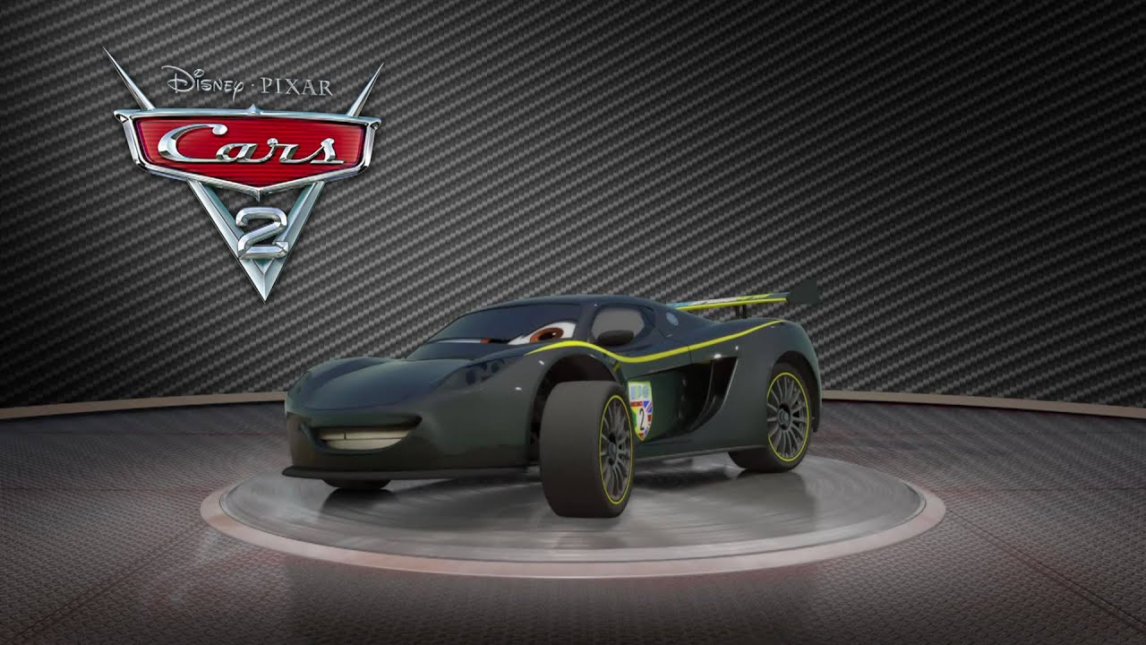 Cars Pixar Lewis Hamilton Cars 2 Meet Lewis Hamilton Cars 2 Character Official Disney Pixar Uk