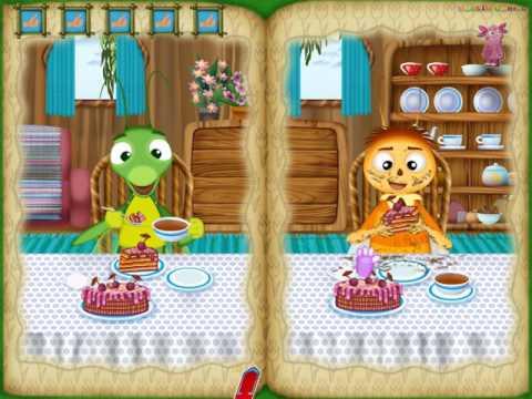Правила поведения за столом для детей мультфильм