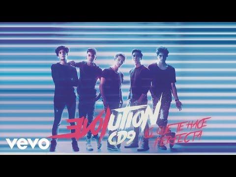 CD9 - Lo Que Te Hace Perfecta (Cover Audio)