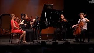 Dvorak piano quintet, op 81