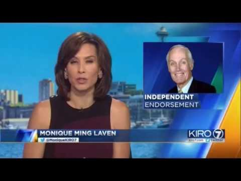 Senator Slade Gorton Endorses Evan McMullin For President