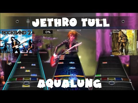 Jethro Tull - Aqualung - Rock Band 2 Expert Full Band