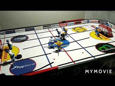 """Bordshockey, Tablehockey """"kiosk"""""""
