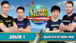 ESL Qualifications de Mai WORLD CHAMPIONSHIPS |Clash of Clans
