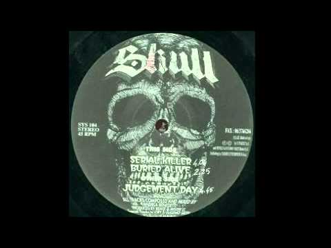 Skull [Andrea Benedetti] - Judgement Day [1992, Full EP, Sounds Never Seen]