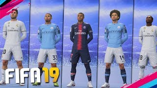 *OFFICIAL* TOP 10 WONDERKIDS IN FIFA 19 CAREER MODE!!!