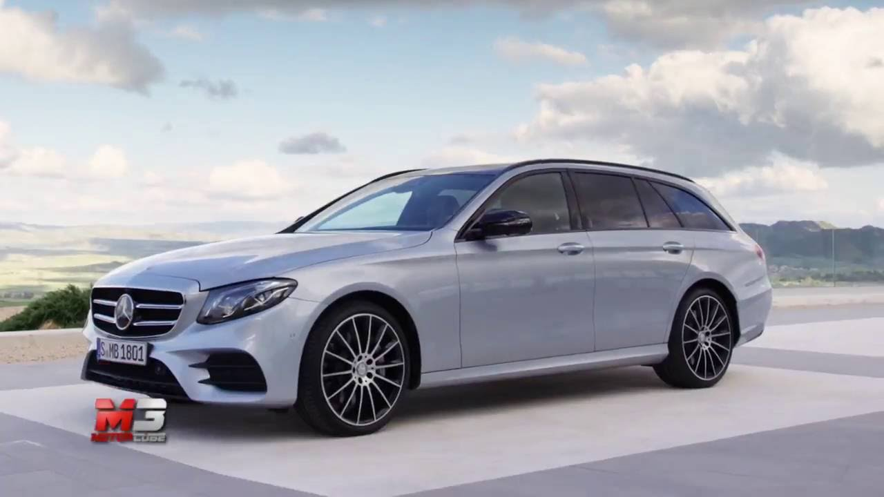 new mercedes classe e e 43 amg station wagon 2016 first test drive eng ita sub youtube. Black Bedroom Furniture Sets. Home Design Ideas