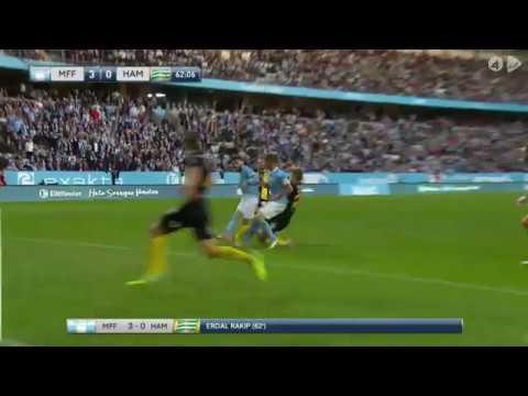 Malmö FF - Hammarby 4-0 (2017-09-17)