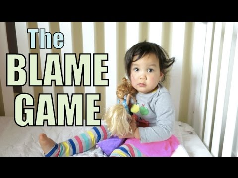 Thumbnail: The Blame Game! - March 22, 2016 - ItsJudysLife Vlogs
