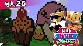 Build Battle /w mujdii - Double Facecam | Castigam cu o prajitura! [Ep.25]