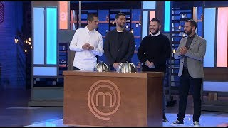 MasterChef 2019 - s3e67 - Δοκιμασία Αποχώρησης!