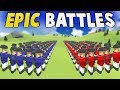 HUGE Musket LINE BATTLES! FREE to Play Revolutionary Ravenfield!? (Rise of Liberty - Hold the Line)