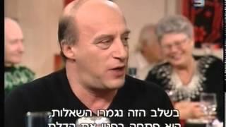 Ефим Ноткин на телепередаче СЕМЬ СОРОК